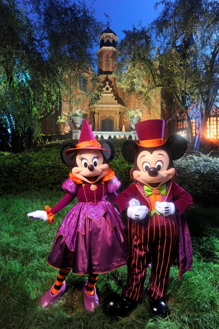 """Mickey's Not so Scary Halloween"": Spooktacular Fun at Disney WorldResort"