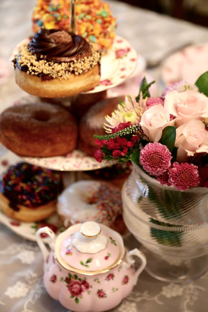 Host A Tea Party with Royal Albert