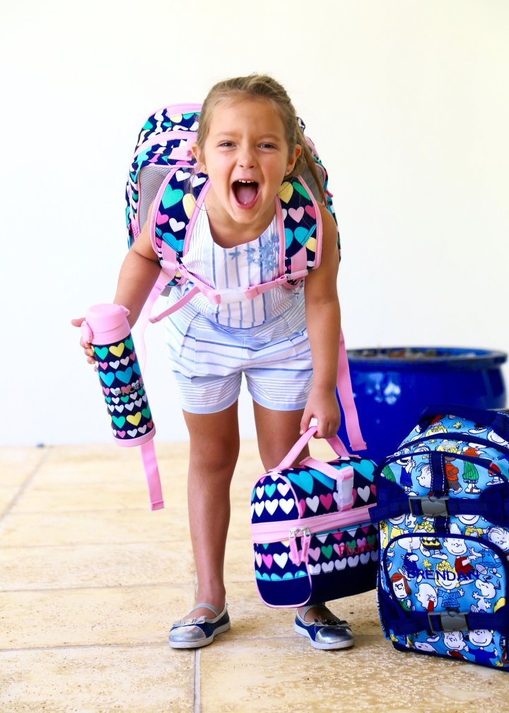 Back to School…A Mom's Checklist